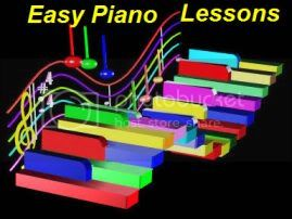 easy piano Easy Piano Lessons